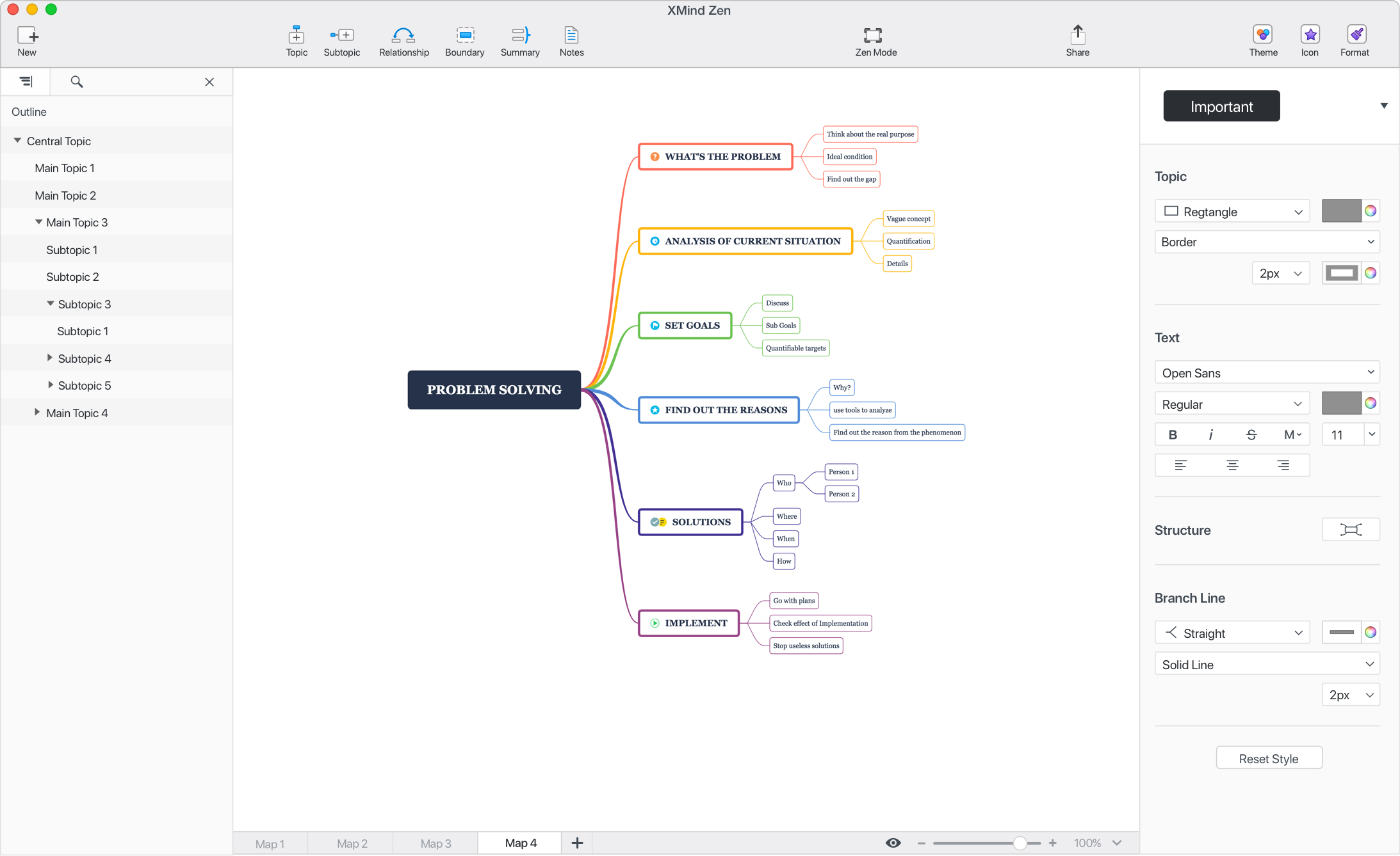XMind: The Most Popular Mind Mapping Software on The Planet.