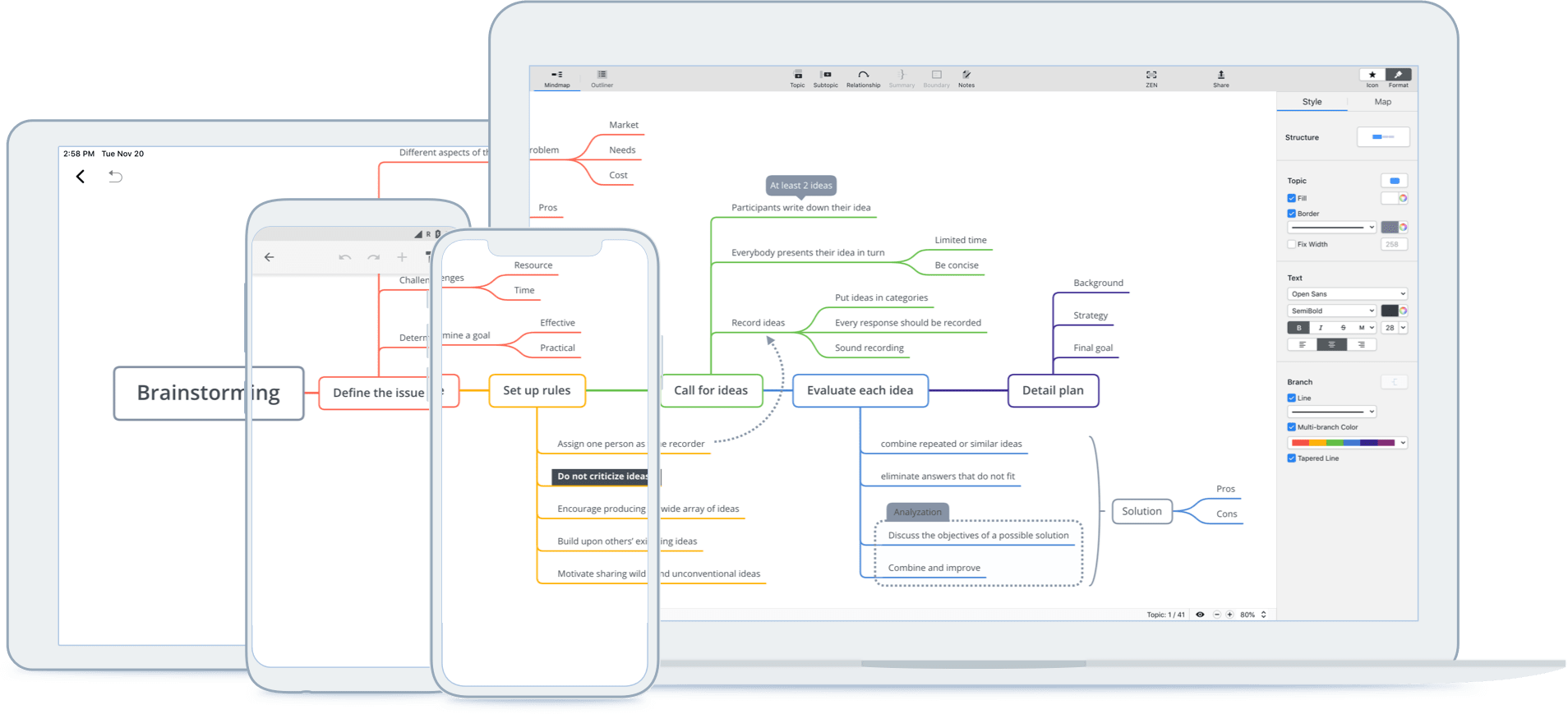 XMind - Mind Mapping Software