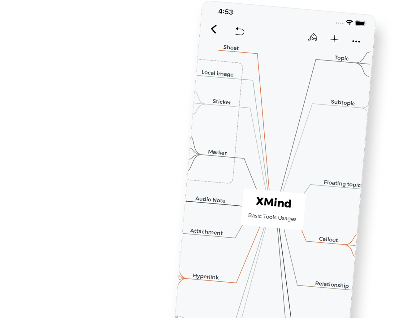 xmind for mobile - xmind